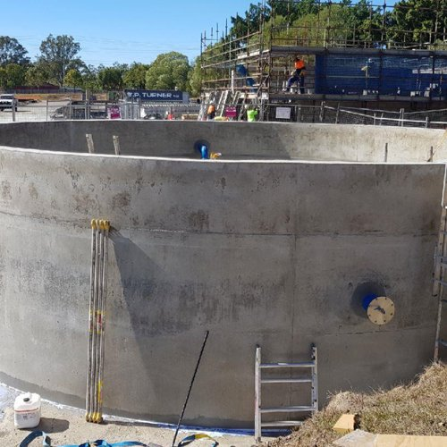 Bega Concrete Tanks - North Pine Commercial Concrete Tank