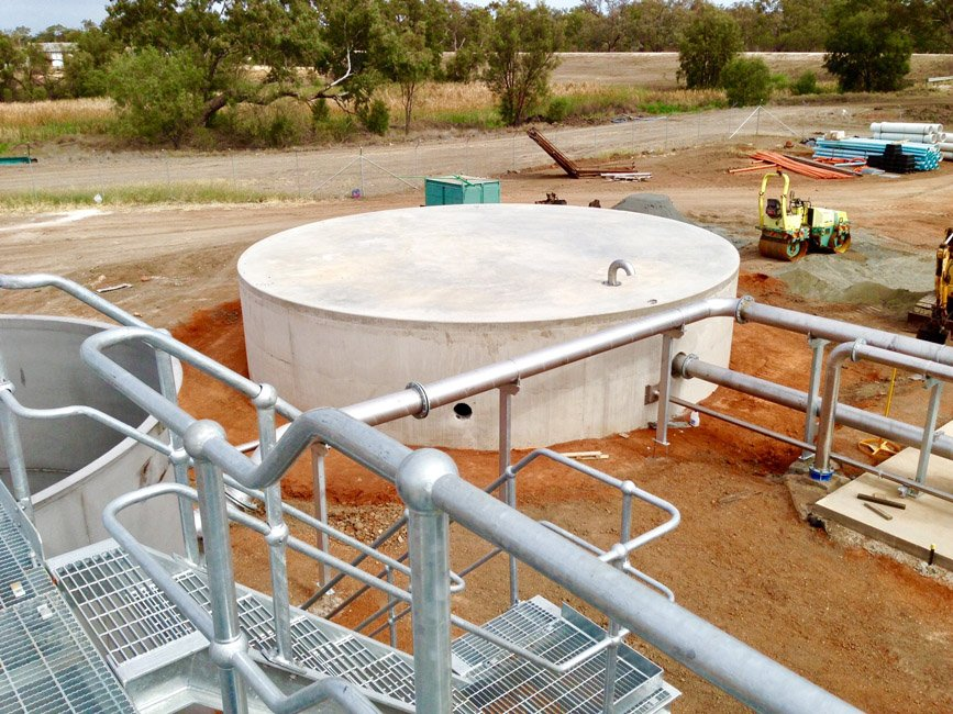 Concrete Tank Supplier