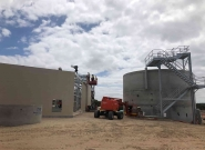 South Australia Waste Water Treatment Plant (WWTP)